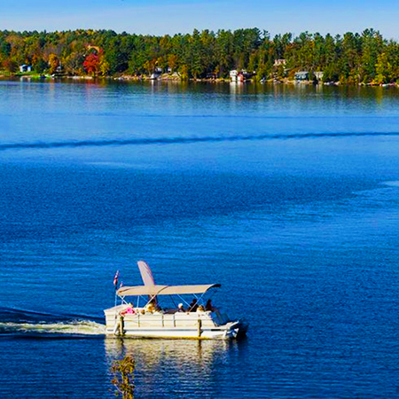 Lake Wylie Pontoon Boat Rentals